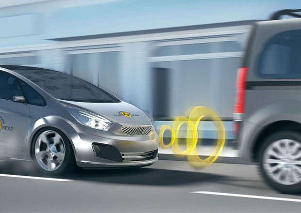 Euro NCAP: Studie potvrzuje účinnost systémů nouzového brzdění