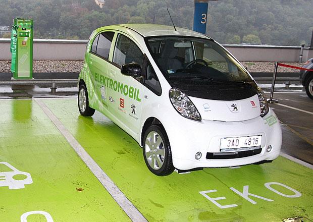 Brno chyst� projekt sd�len� aut na elekt�inu