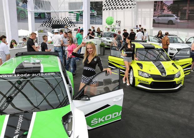 Škoda Auto vyslala pět sportovců do Rakouska