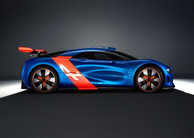 Renault představí nový koncept Alpine v Le Mans