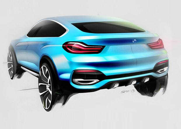 BMW X2 se dočkáme v roce 2017
