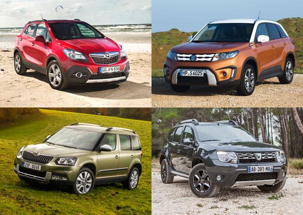 Suzuki Vitara vs. konkurence: Co koupit?