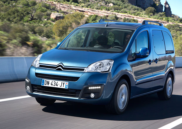 Citroën Berlingo: První jízdní dojmy zFrancie