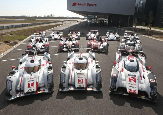 Potvrzeno: Audi končí v Le Mans. Zaměří se na elektrické formule