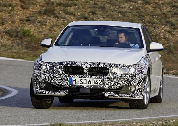 BMW 3 (G20): Nová generace dostane tříválce a bude kvalitnější