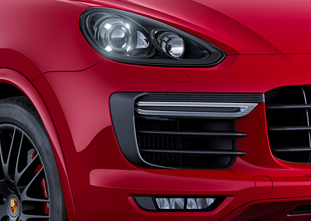 Porsche si zaregistrovalo ozna�en� GT5, do�k�me se ostr�ho SUV?