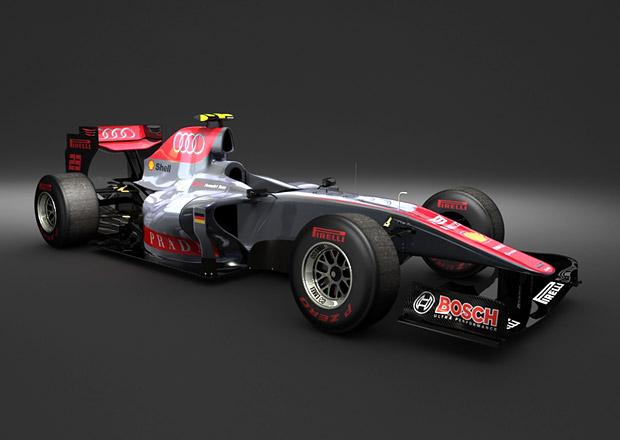 Audi odmítá vstup do Formule 1, co na to Lamborghini?