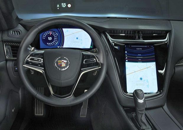 Mitsubishi Electric představilo nový infotainment pro vozy Cadillac
