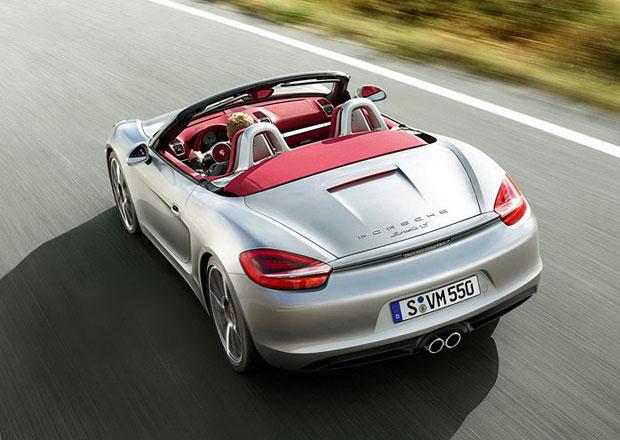 Porsche Boxster a Cayman: �ty�v�lec potvrzen