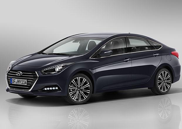 Faceliftovaný Hyundai i40 začíná na 639.990 Kč