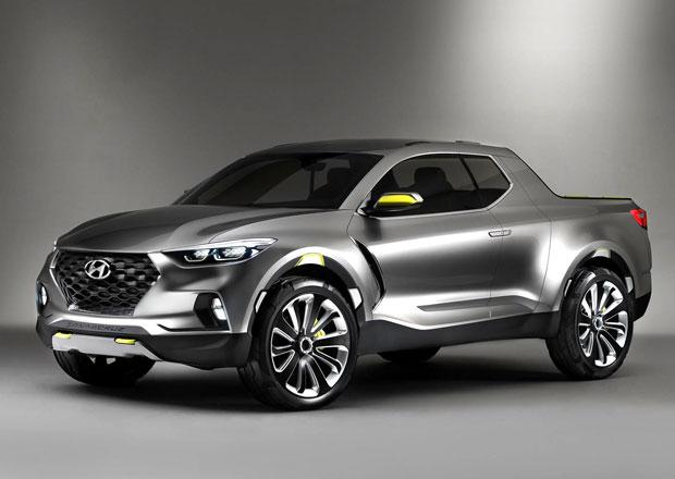 Hyundai je blízko ke schválení pick-upu a malého crosoveru do výroby