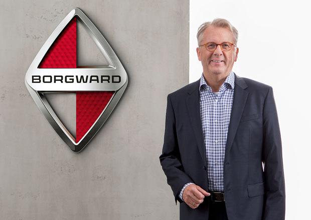 Borgward má nového ředitele od Daimleru