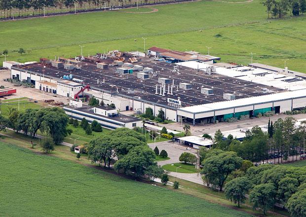 Argentinský závod Scania zvyšuje vývoz do Evropy