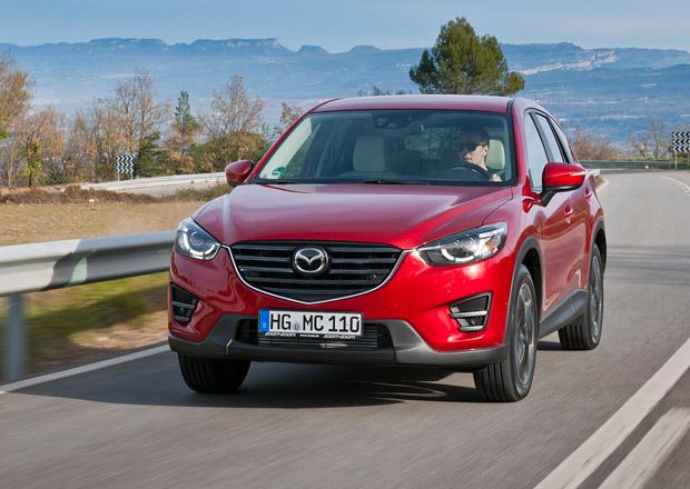 Mazda slav� historick� miln�k: Bylo vyrobeno ji� milion SUV CX-5