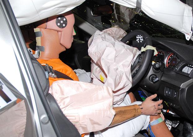 Takata prý odhaduje náklady kvůli airbagům až na 2,7 bilionu jenů