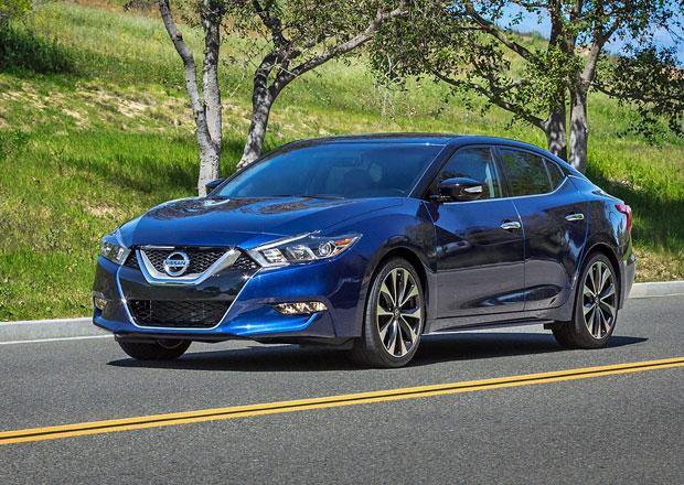 Nissan Maxima měl namále, modelu hrozil konec