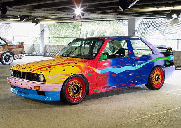 BMW slaví 40 let svých uměleckých vozů