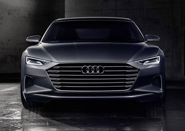 Audi A8 bude výkladní skříní nejmodernější techniky