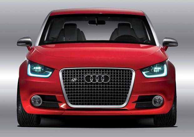 Audi prý pracuje na novém městském voze, ukázat se má příští rok v Paříži
