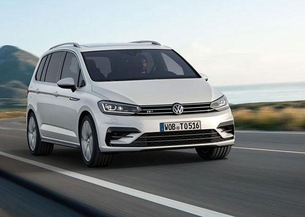 Volkswagen Touran: Vp�edprodeji s 1.2 TSI (81�kW) od 555.900 K�