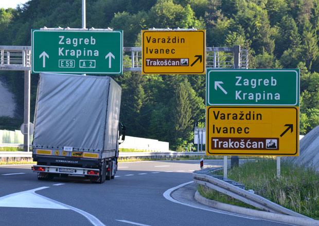 Další osvědčené cesty do Chorvatska: Jde to i jinudy