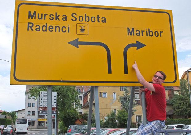Přes Slovinsko bez dálniční známky: Snadné šetření