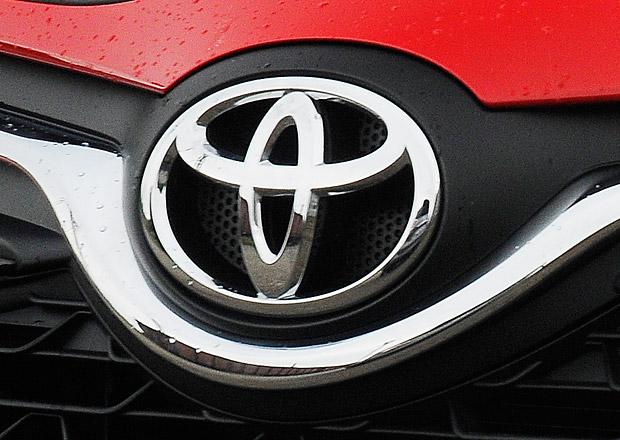 Toyota letos v ČR zvýší prodej o pětinu na 10.000 aut