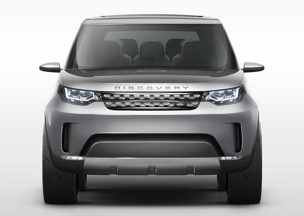 Land Rover vrátí Discovery do těžkého terénu verzí SVX