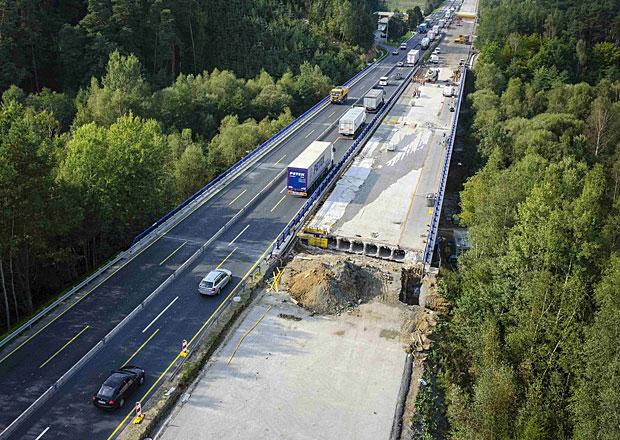 D1 u Měřína: Italská Serenissima Costruzioni přišla s nejnižší nabídkou, neuspěla