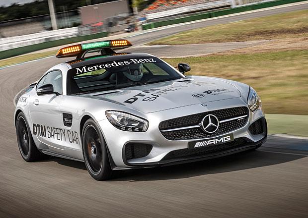 Mercedes-AMG GT S je nový safety car pro DTM