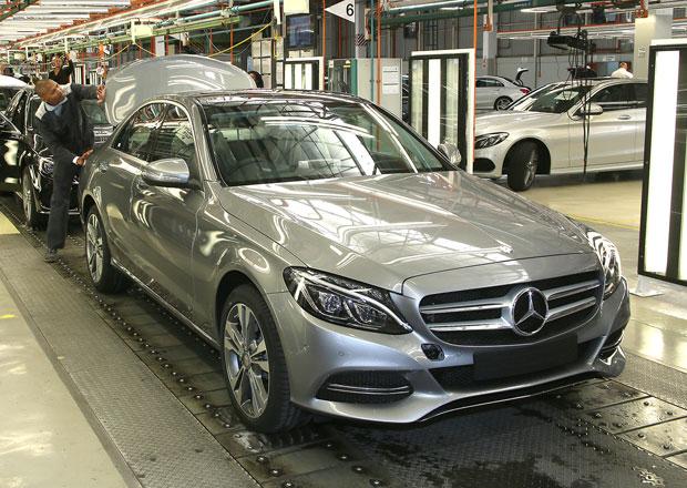 Mercedes-Benz prodal 8milionů kusů třídy C
