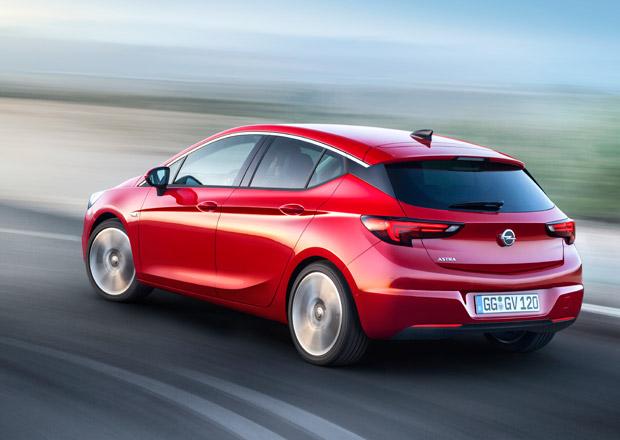 Opel Astra: Blesk nižší střední třídy pojedenácté. Oficiálně!