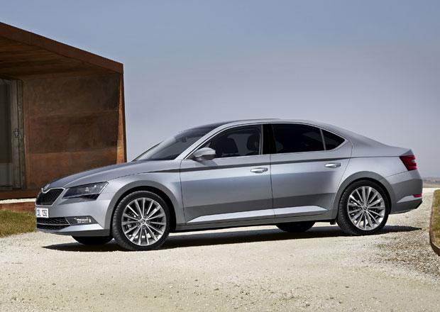 Škoda Superb: Třetí generace se začne prodávat na domácím trhu 6.června