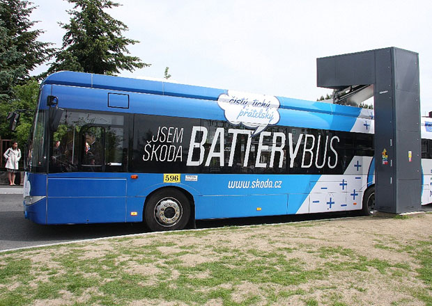 Škoda Electric: Elektrobusy a projekt ZeEUS v Plzni