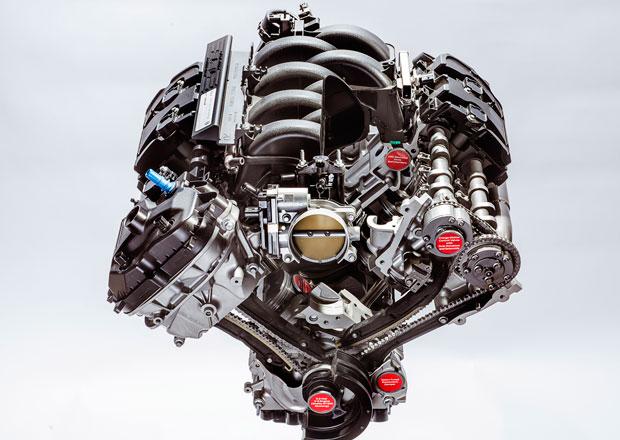 Ford Shelby GT350 Mustang bude mít oficiálně 392 kW (+video)