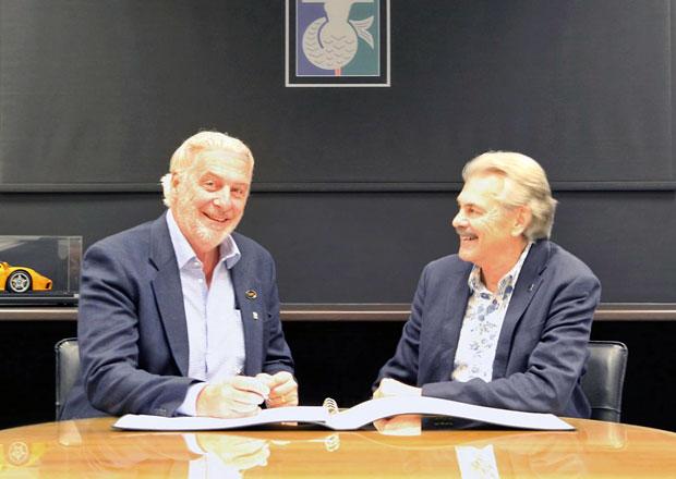 TVR: Na návratu se podílí Gordon Murray a Cosworth