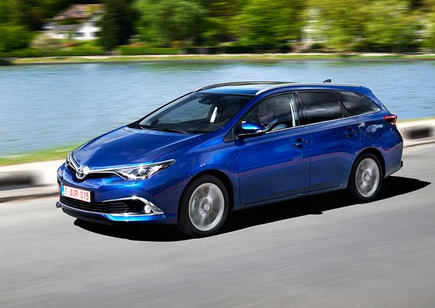 Toyota Auris: J�zdn� dojmy z Belgie