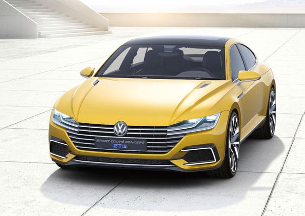 Volkswagen se dohodl s čínským SAIC na společném vývoji hybridů a elektroaut