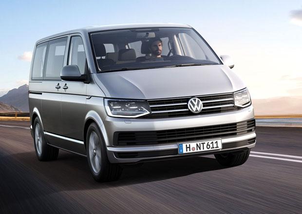 Volkswagen T6 vstupuje na trh: Známe ceny nového Transporteru a Multivanu