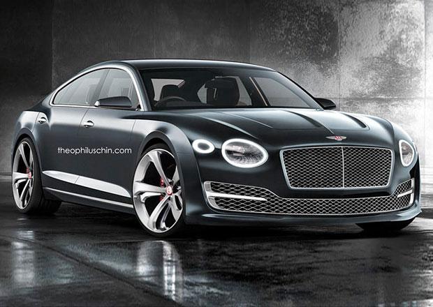 Bentley: Vize zva�ovan�ho �ty�dve�ov�ho kup�