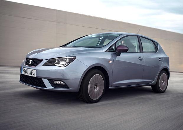Seat Ibiza: Pětidveřový hatchback s 1.0 MPI (55 kW) stojí 274.900 Kč