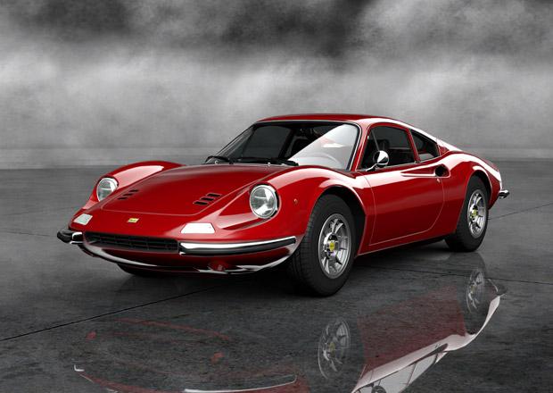Ferrari možná oživí jméno Dino