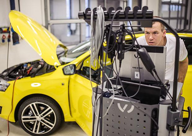 Škoda Service Challenge 2015: Nejlepší servisní tým je opět z Rumunska