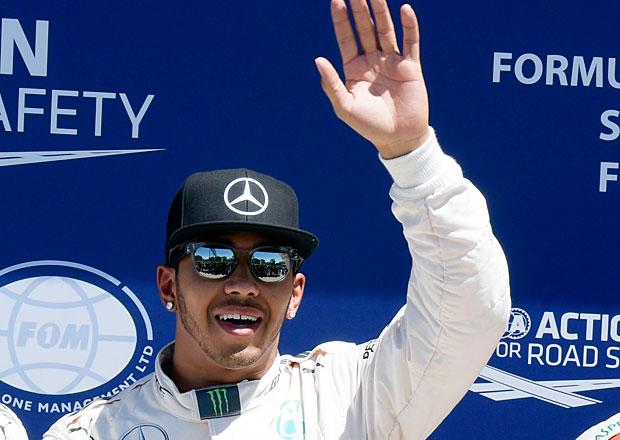 VC Kanady F1 2015: Mercedes v Notre-Dame bez konkurence