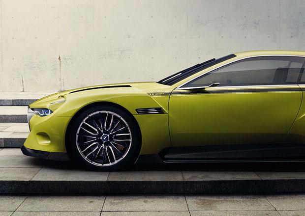 BMW a jeho koncepty pro Concorso d'Eleganza Villa d'Este