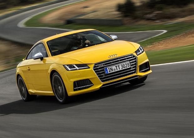 Audi TTS Coupé v Česku začíná na 1.389.900 Kč, Roadster je o 75.000 Kč dražší