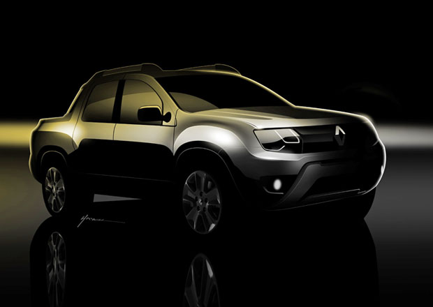 Renault postaví pick-up, na základě Dusteru