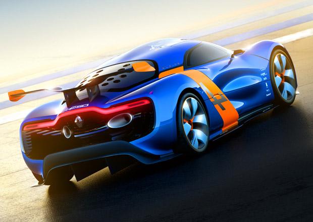Nov� Alpine nejprve v Le Mans a n�sledn� v Goodwoodu