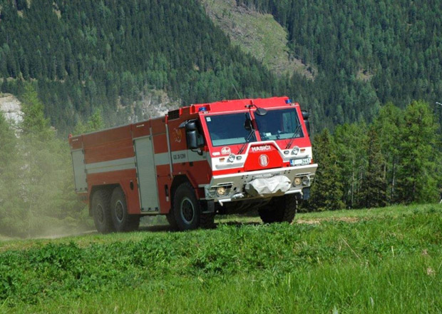 Tatra na Interschutz 2015