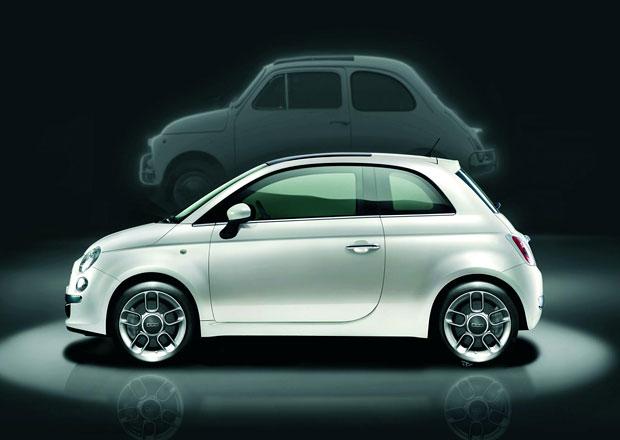 Fiat představí 4. července modernizovaný model 500